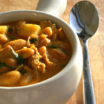 White Bean & Chicken Stew