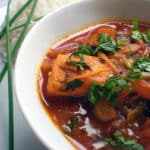 Asam Pedas: Malay-style Hot & Sour Fish Curry
