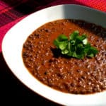 Recipe for Dal Makhani taken from www.hookedonheat.com. Visit site for detailed recipe.
