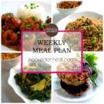 Our Meal Plan: Week 7