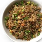 Quick & Easy Egg Fried Rice