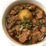 Instant Pot Lamb Curry with Potatoes