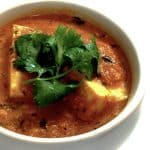 Recipe for Paneer Makhani taken from www.hookedonheat.com. Visit site for detailed recipe.