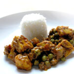 Easy Indian Entertaining and a recipe for Matar Paneer