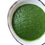Recipe for Green Chutney taken from www.hookedonheat.com. Visit site for detailed recipe.