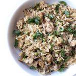 Keema Matar Pulao (Ground Meat & Peas Pilaf)