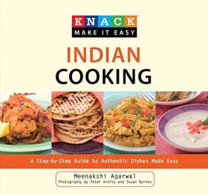 Knack Indian Cooking by Meena Agarwal